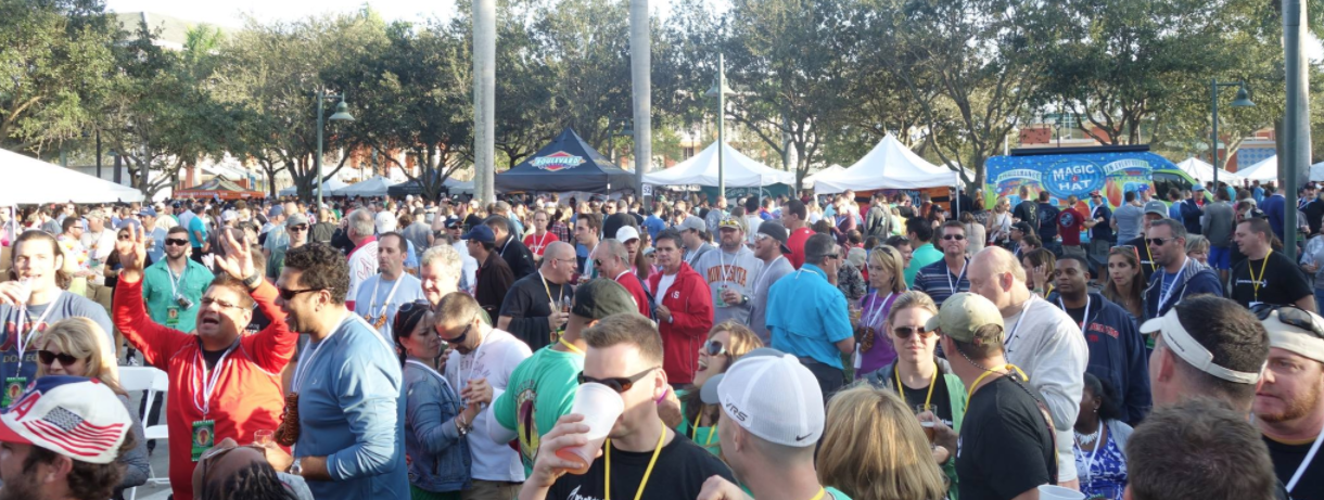 Here's What To Expect At This Year's Jupiter Craft Brewers Festival