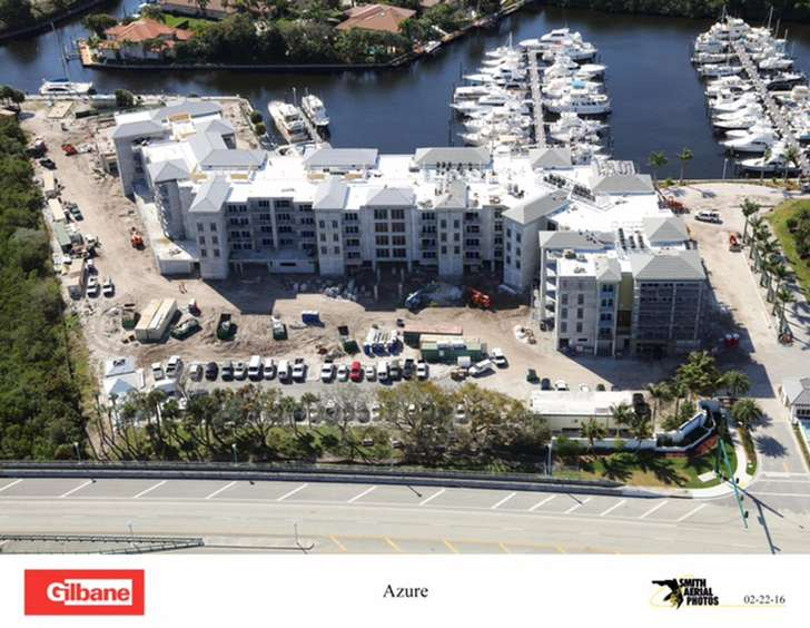+ How New Construction, Redevelopment Are Changing Coastal Communities  Photo. The Waterfront Condominium Azure In Palm Beach Gardens ...